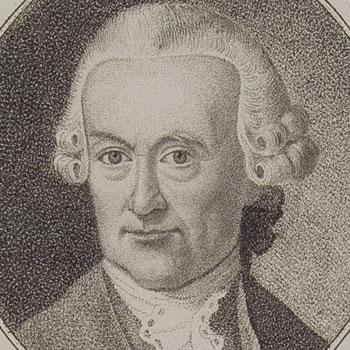 Portrait de Wilhelm Friedemann Bach |