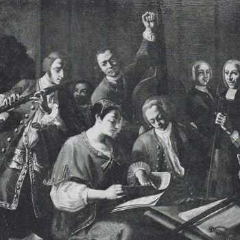 Concerto grosso op. 3 n° 3 de Georg Friedrich Haendel |