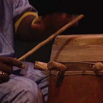 Les tambours sabar  