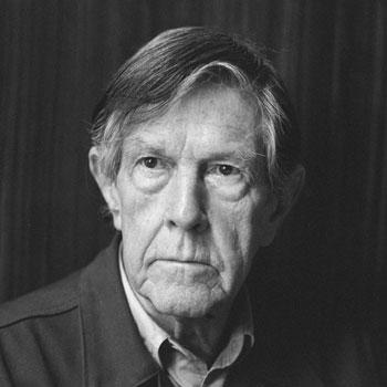 Portrait de John Cage |