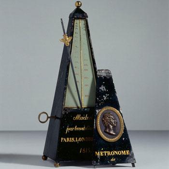 Poème symphonique pour 100 métronomes de György Ligeti |