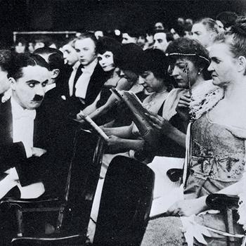 Charlot au music-hall |