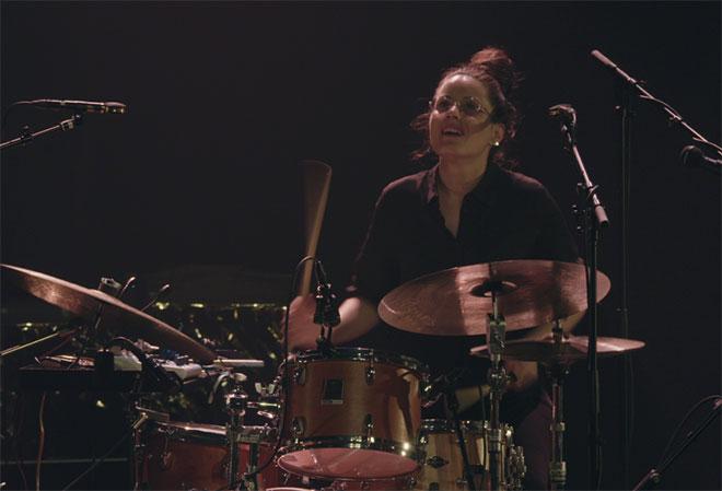 Anne Paceo, concert enregistré à la Philharmonie de Paris le 15 juin 2019. Cité de la musique - Philharmonie de Paris